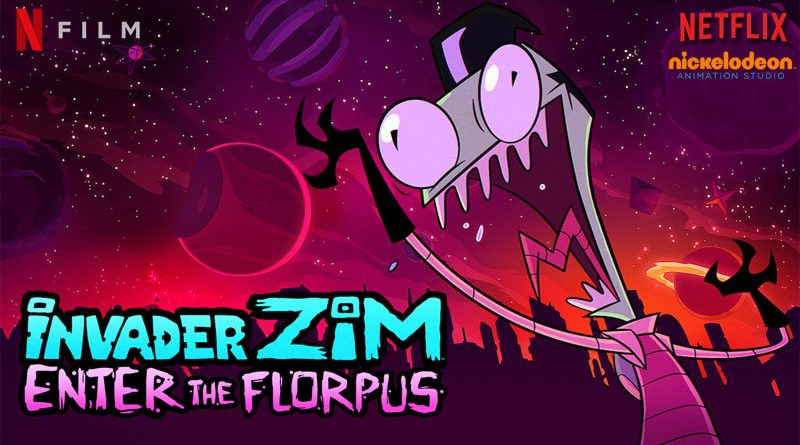 Invader Zim : Enter The Florpus