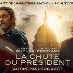 LA CHUTE DU PRÉSIDENT, 3ème épisode de la franchise de Gerard Butler [Actus Ciné]