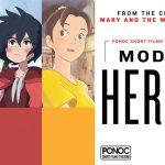 HÉROS MODESTES, le nouveau film d'animation du studio Ponoc sur Netflix [Actus S.V.O.D.]