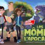 LES MÔMES DE L'APOCALYPSE, la nouvelle série d'Atomic Cartoons sur Netflix [Actus Séries TV]