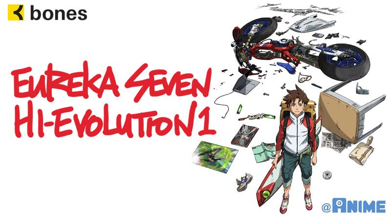 Eureka Seven Hi-Evolution Film 1 : Renton