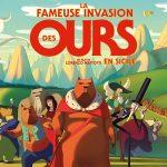 LA FAMEUSE INVASION DES OURS EN SICILE, le film d'animation franco-italien au cinéma [Actus Ciné]