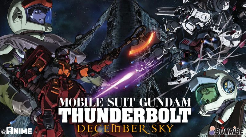 Mobile Suit Gundam Thunderbolt : December Sky