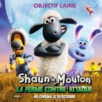 SHAUN LE MOUTON LE FILM : LA FERME CONTRE ATTAQUE de Will Becher et Richard Phelan [Critique Ciné]