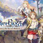 ATELIER RYZA : EVER DARKNESS & THE SECRET HIDEOUT, le nouveau volet de la saga «Atelier» [Actus Jeux Vidéo]