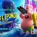 BOB L'ÉPONGE : LE FILM : ÉPONGE EN EAUX TROUBLES un nouveau long métrage animé tout en image de synthèse [Actus Ciné]