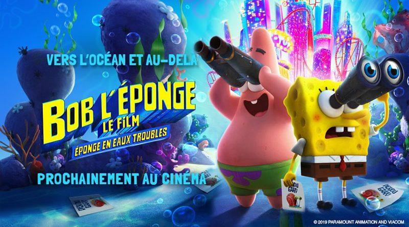 Bob l'Eponge Le Film : Eponge En Eaux Troubles