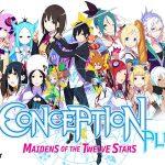 CONCEPTION PLUS : MAIDENS OF THE TWELVE STARS, le remake maintenant disponible [Actus Jeux Vidéo]