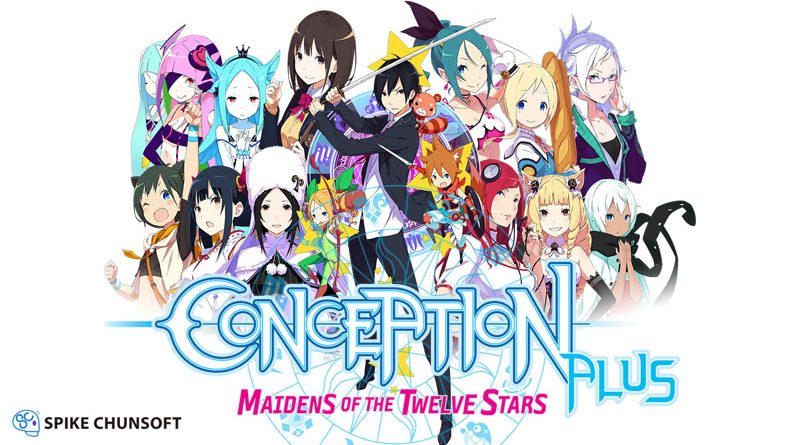 Conception Plus : Maidens Of The Twelve Stars