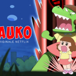 DINO GIRL GAUKO, le nouvel anime japonais de Netflix pour enfants [Actus Séries TV]