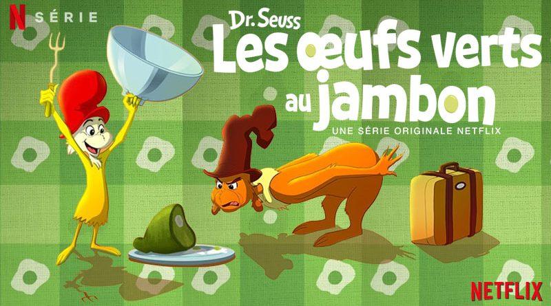 Les Œufs Verts Au Jambon