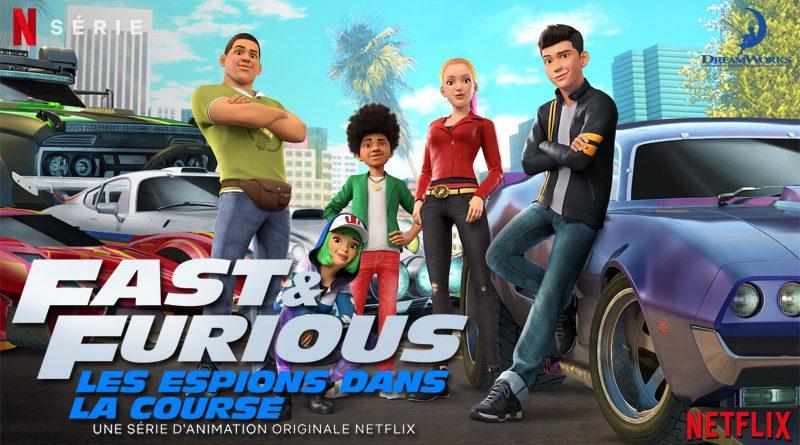 Fast And Furious : Les Espions Dans La Course