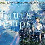 LES ENFANT DU TEMPS de Makoto Shinkai [Critique Ciné]
