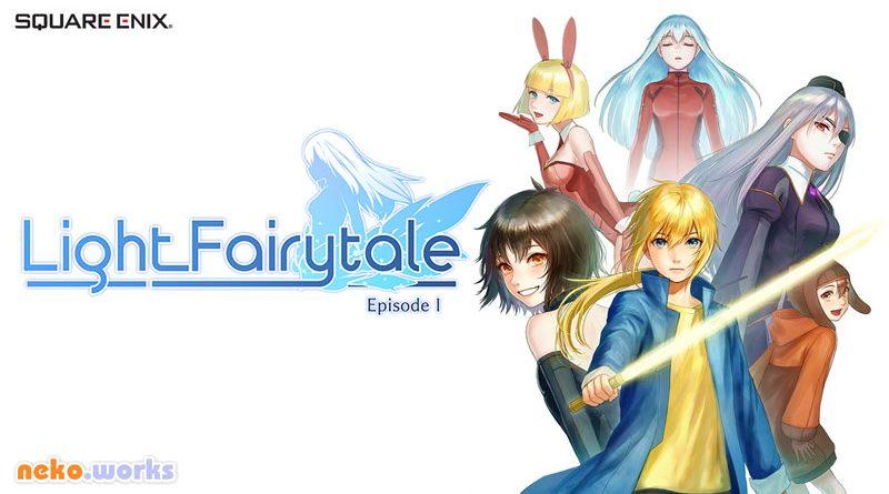 Light Fairy Tale