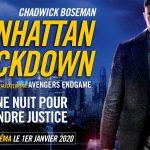 MANHATTAN LOCKDOWN, le nouveau Chadwick Boseman au cinéma [Actus Ciné]