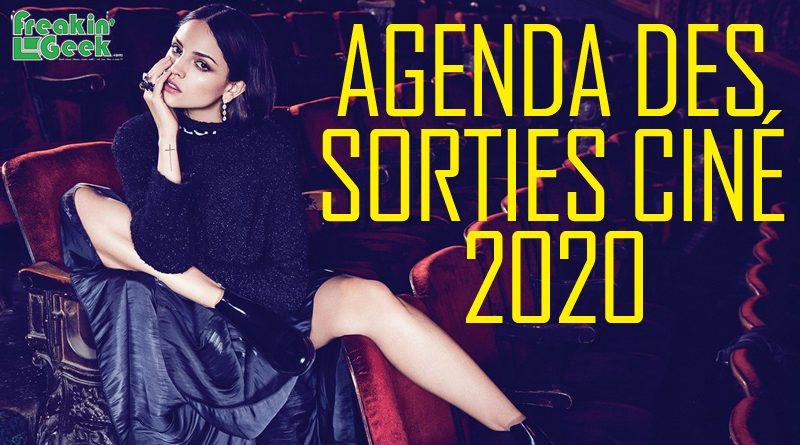 Agenda Des Sorties Ciné 2020