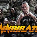 ANNIHILATOR, dix septième album «Ballistic, Sadistic» [Actus Metal]
