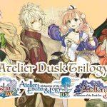 ATELIER DUSK TRILOGY, les trois jeux cultes réédités sur PS4, Switch & PC [Actus Jeux Vidéo]