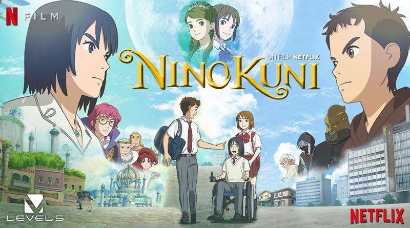 Ni No Kuni - Netflix