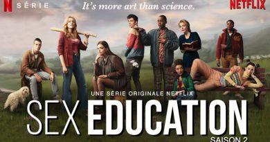 Sex Education Saison 2 Netflix