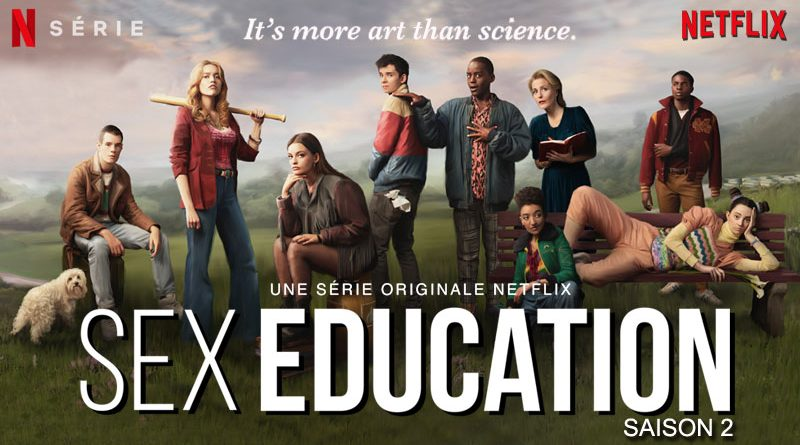 Sex Education Saison 2 Netflix