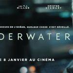UNDERWATER, Kristen Stewart dans un blockbuster aquatique [Actus Ciné]