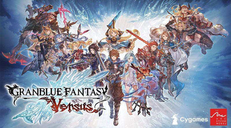 GranBlue Fantasy : Versus