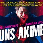 GUNS AKIMBO, le nouveau Daniel Radcliffe sur Amazon Prime [Actus S.V.O.D.]