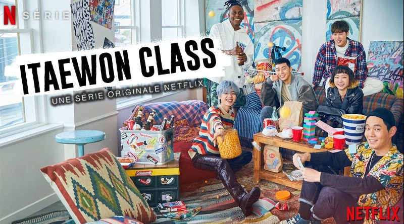 Itaweon Class