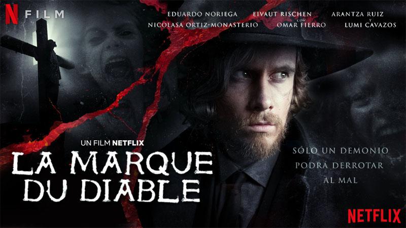 Photo of LA MARQUE DU DIABLE, una película mexicana de exorcismo en Netflix [Actus S.V.O.D.]