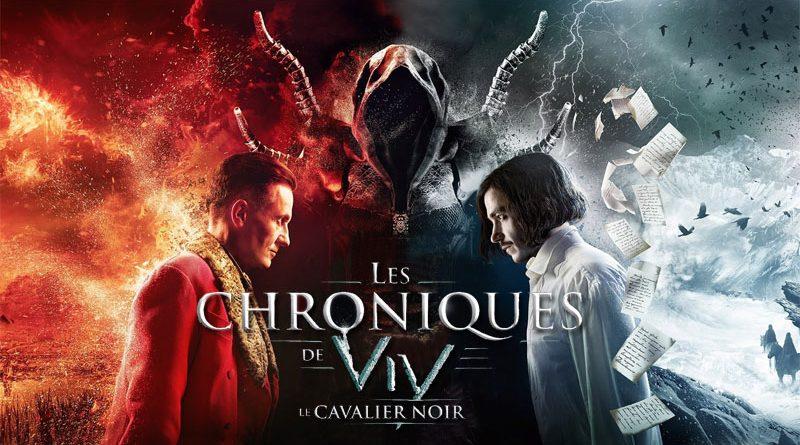 Les Chroniques De Viy : Le Cavalier Noir