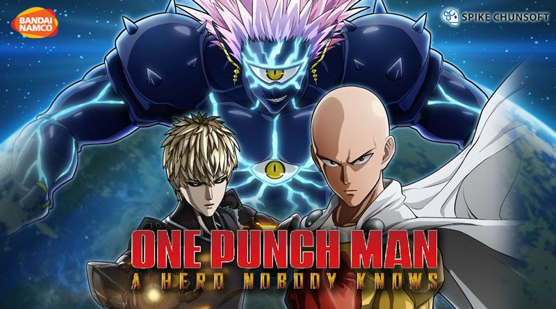 One Punch Man : A Hero Nobody Know
