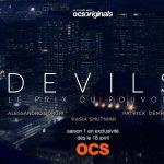 DEVILS, Patrick Dempsey dans la nouvelle série OCS originals [Actus Séries TV]