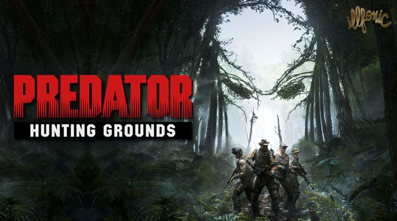 Predator : Hunting Ground