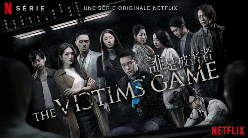 The Victim's Game - Netflix