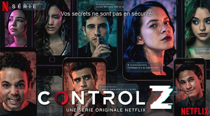 Control Z - Netflix