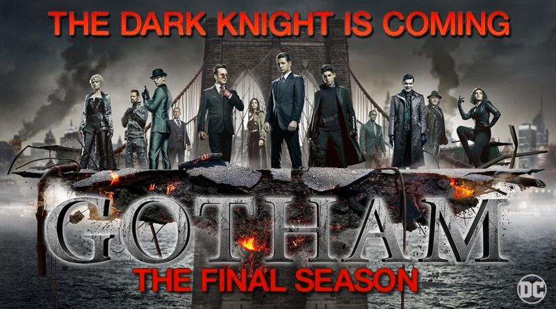 Gotham Saison 5 Netflix
