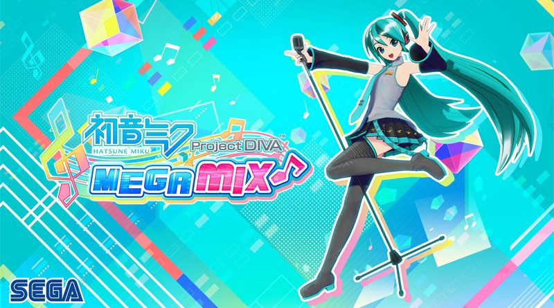 Hatsune Miku : Project Diva Mega Mix