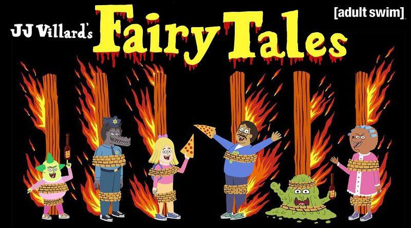 J.J. Villard's Fairy Tales