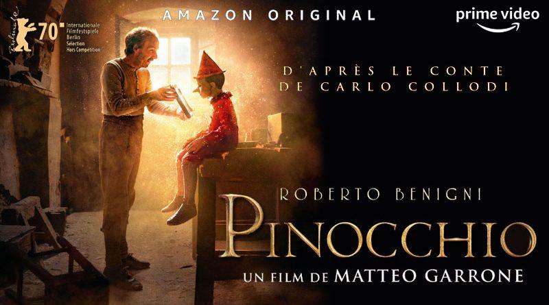 Pinocchio - Amazon Prime Vidéo