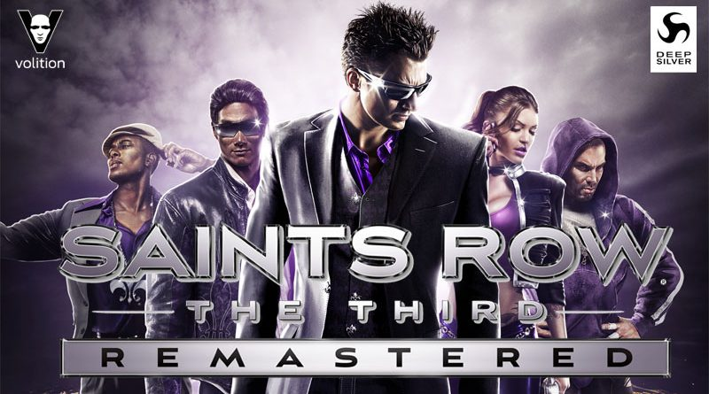 Saints Row : The Third - Remastered