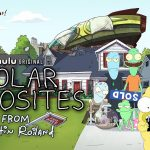SOLAR OPPOSITES, la nouvelle série de Justin Roiland sur Hulu [Actus Séries TV]