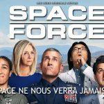 SPACE FORCE, la réunion de Steve Carell et Greg Daniels sur Netflix [Actus Séries TV]