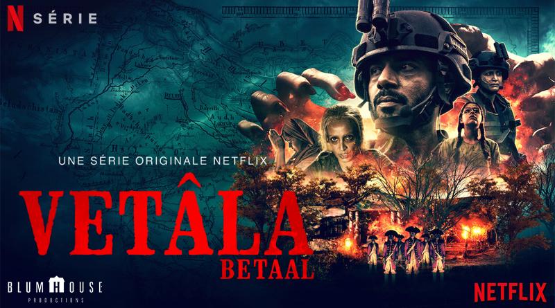 Vetâla - Netflix