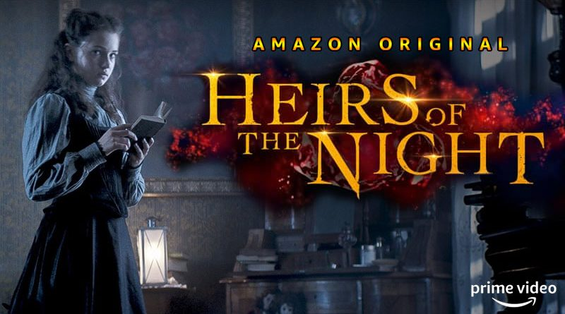 Heirs Of The Night - Amazon Prime Vidéo