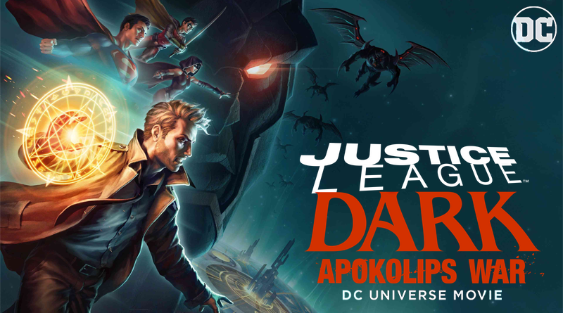 Justice League Dark ; Apokalyps War