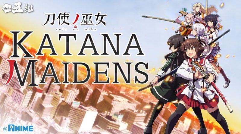 Katana Maidens