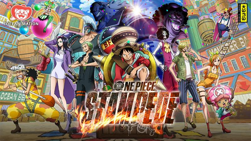 One Piece Movie Stampede