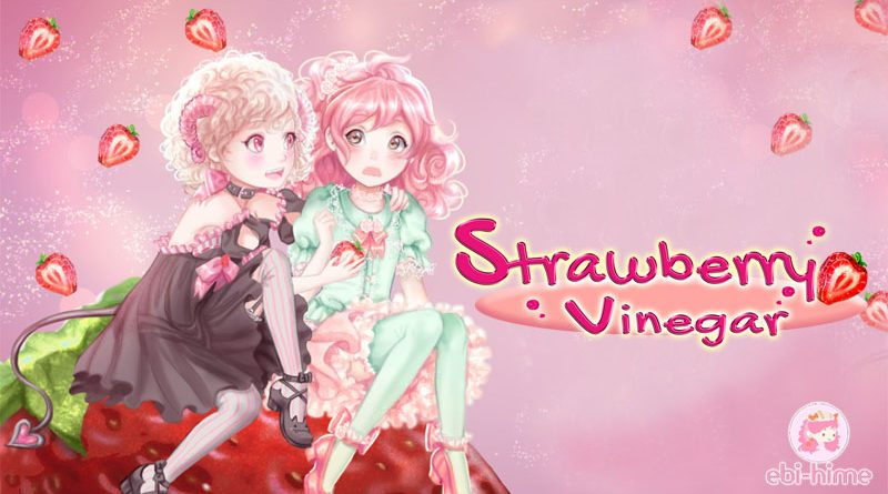 Strawberry Vinegar