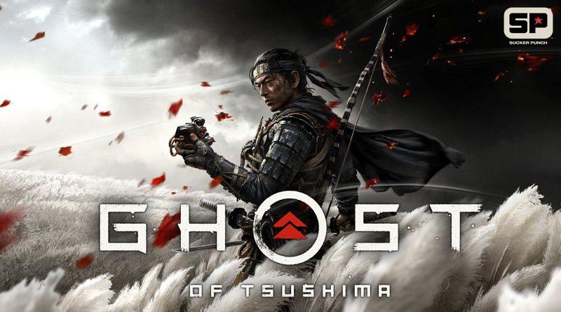 Ghost Of Tsushima - 2020